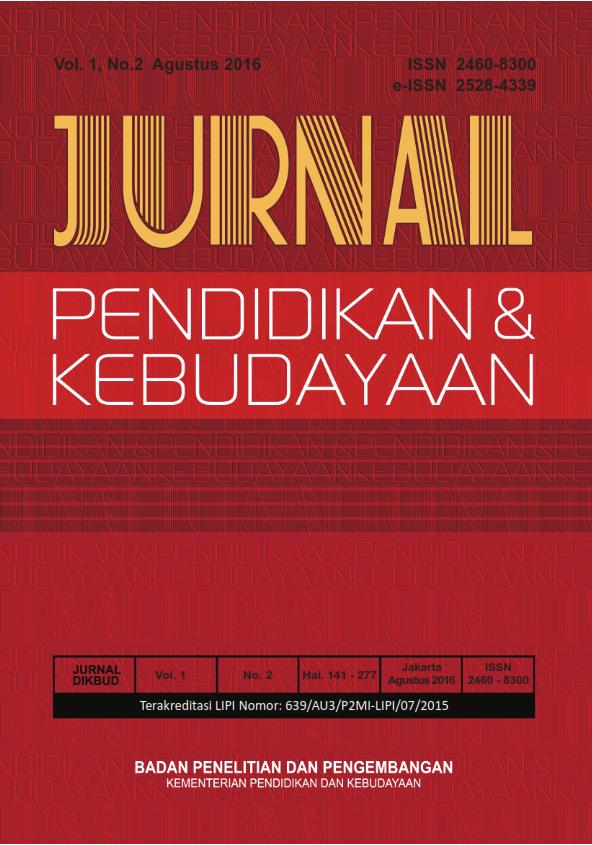 Jurnal Penelitian Kebijakan Pendidikan